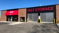Rent North York Leslie storage units at 150 Duncan Mill Rd. We offer a wide-range of affordable self storage units and your first 4 weeks are free!