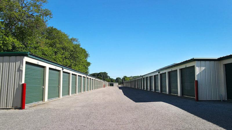 Rent Blenheim storage units at 9410 Allison Line. We offer a wide-range of affordable self storage units and your first 4 weeks are free!