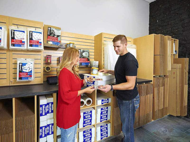 Rent Sherwood Park West storage units at 145 Provincial Avenue. We offer a wide-range of affordable storage units and your first 4 weeks are free!