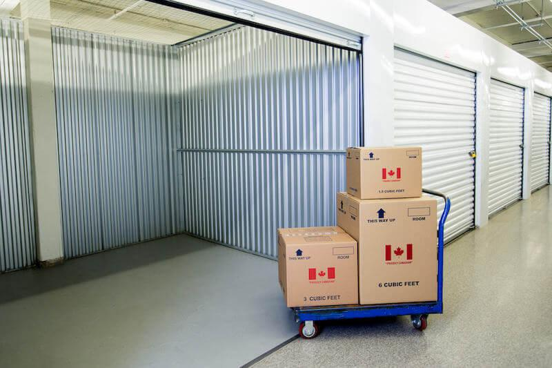 Rent Edmonton Westmount storage units at 11245 120 St NW. We offer a wide-range of affordable self storage units and your first 4 weeks are free!