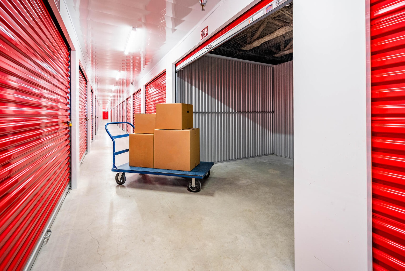 Rent Toronto Downsview storage units at 55 Bridgeland Ave. We offer a wide-range of affordable self storage units and your first 4 weeks are free!