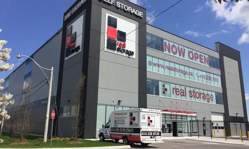 Real Storage - Toronto