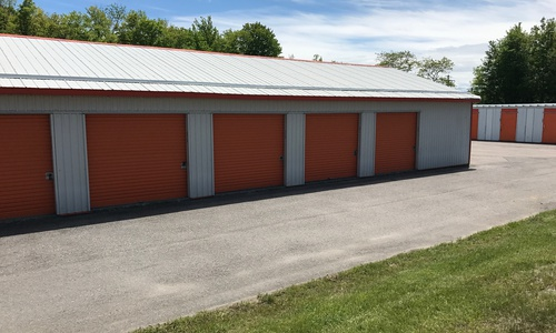 Access Storage - Midland William