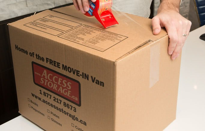 moving box for long distance moving